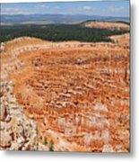 Bryce Canyon Inspiration Point Metal Print