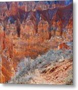 Bryce Canyon Light  Metal Print