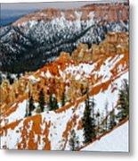 Bryce Canyon Series #1 Metal Print