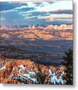 Bryce Canyon Sunset - 2 Metal Print