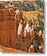 Bryce Canyon Variations Metal Print