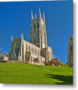 Bryn Athyn Cathedral Pennsylvania Metal Print