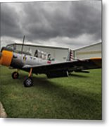 Bt-13a Valiant Metal Print