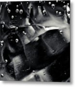 Bubble 02 Metal Print by Grebo Gray