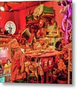 Bubble Room Restaurant - Captiva Island, Florida Metal Print