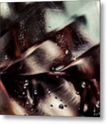 Bubbles 04 Metal Print