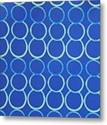 Bubbles All Over The Place 10 Metal Print
