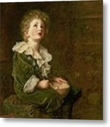 Bubbles Metal Print by Sir John Everett Millais