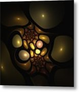 Bubbleshock 2 Metal Print