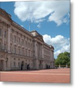 Buckingham Palace Metal Print