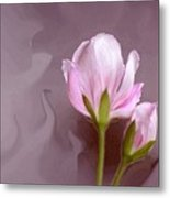 Bud Of Art Metal Print