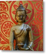 Buddha 2 Metal Print