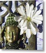 Buddha - Spring Metal Print