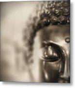 Buddha Thoughts Metal Print