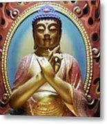 Buddha Tooth Relic Temple 3 Metal Print