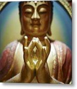 Buddha Tooth Relic Temple 4 Metal Print
