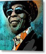 Buddy Guy Metal Print