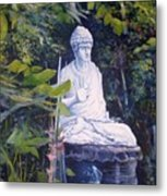 Budha Ubud Bali Indonesia 2008  Metal Print