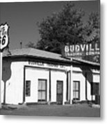 Budville Trading Co. Metal Print