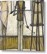 Buffet: Artist, 1948 Metal Print