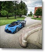 Bugatti Vision Gt Metal Print