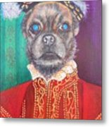 Bugsy First Earl Of Primrose Metal Print
