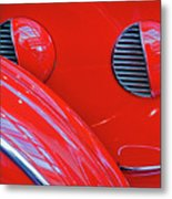 Buick Lasalle Portholes And Fender #3 Metal Print
