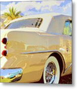 Buick Super Metal Print