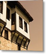 Bulgarian House Metal Print