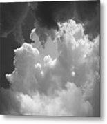 Buliding Storm Metal Print