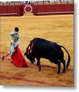 Bullfighting 21 Metal Print
