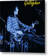 Bullfrog Blues 2 Metal Print