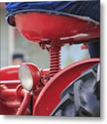 Bumpy Ride Metal Print