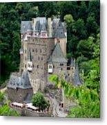 Burg Eltz Castle Metal Print