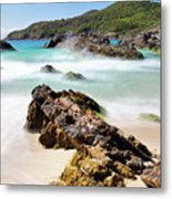Burgess Beach Metal Print