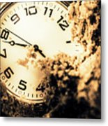 Buried By The Hands Of Time Metal Print