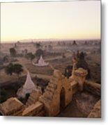 Burma Landscape Metal Print