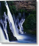 Burney Blues Metal Print