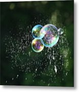 Bursting In Air Metal Print