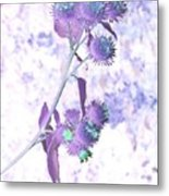 Bush Of Burdock Metal Print