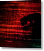 Man Is Born Unto Trouble Metal Print