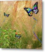 Buterflies Dream Metal Print