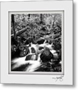 Butte Creek Metal Print
