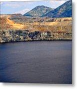 Butte Montana - Lake Berkeley Metal Print