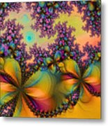 Butterflies 1 Metal Print