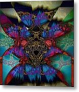 Butterfly Effect 2  Metal Print