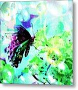 Butterfly Fantasty Metal Print