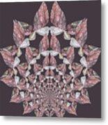 Butterfly Rock Metal Print