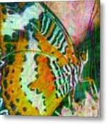 Butterfly Spirit Metal Print