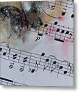Butterfly Symphony Metal Print